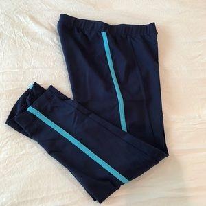 Everlast workout capris in blue